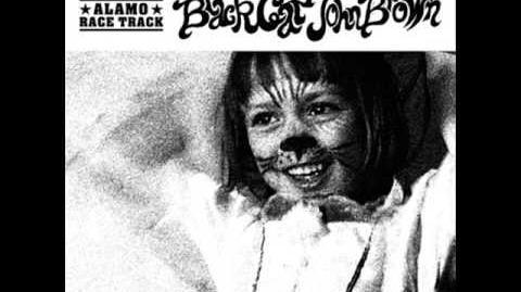 """Black Cat John Brown"" - Alamo Race Track"
