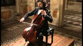 """Cello Suite No.1 in G"" - Bach"
