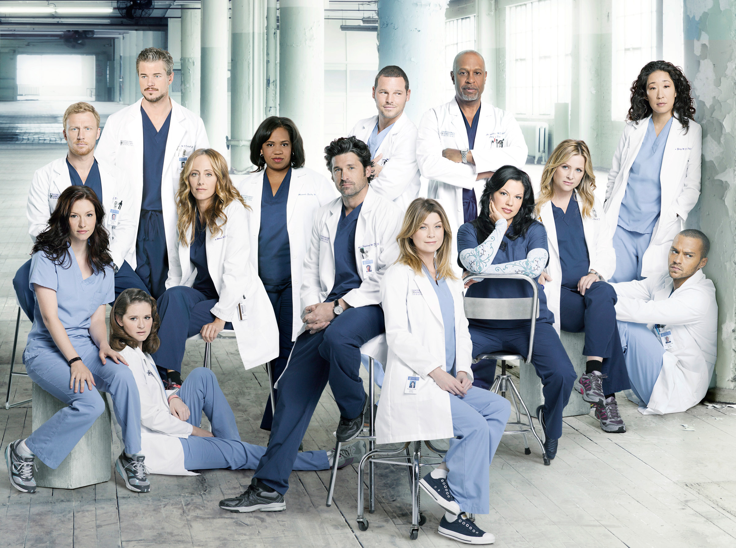 Season 8 (Grey\'s Anatomy) | Grey\'s Anatomy Universe Wiki | FANDOM ...