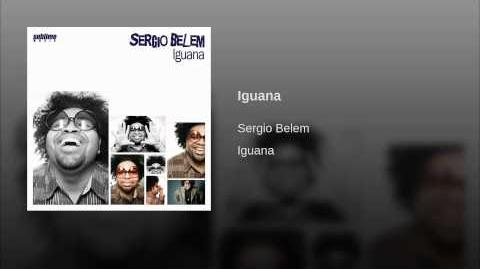 """Iguana"" - Sergio Belem"