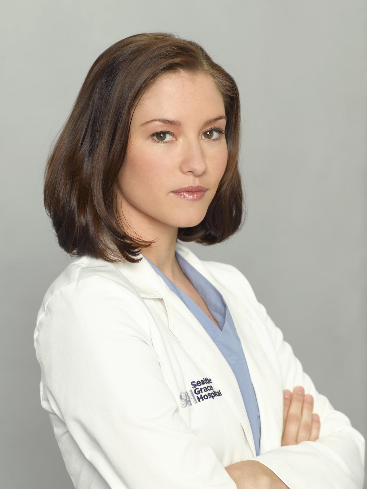 GreyS Anatomy Lexie