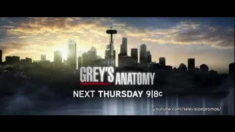 Grey's Anatomy 8x22 - PROMO - Let The Bad Times Roll