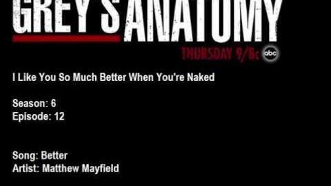 """""""Better"""" - Matthew Mayfield"""