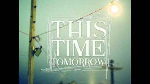 """This Time Tomorrow"" - Trent Dabbs"