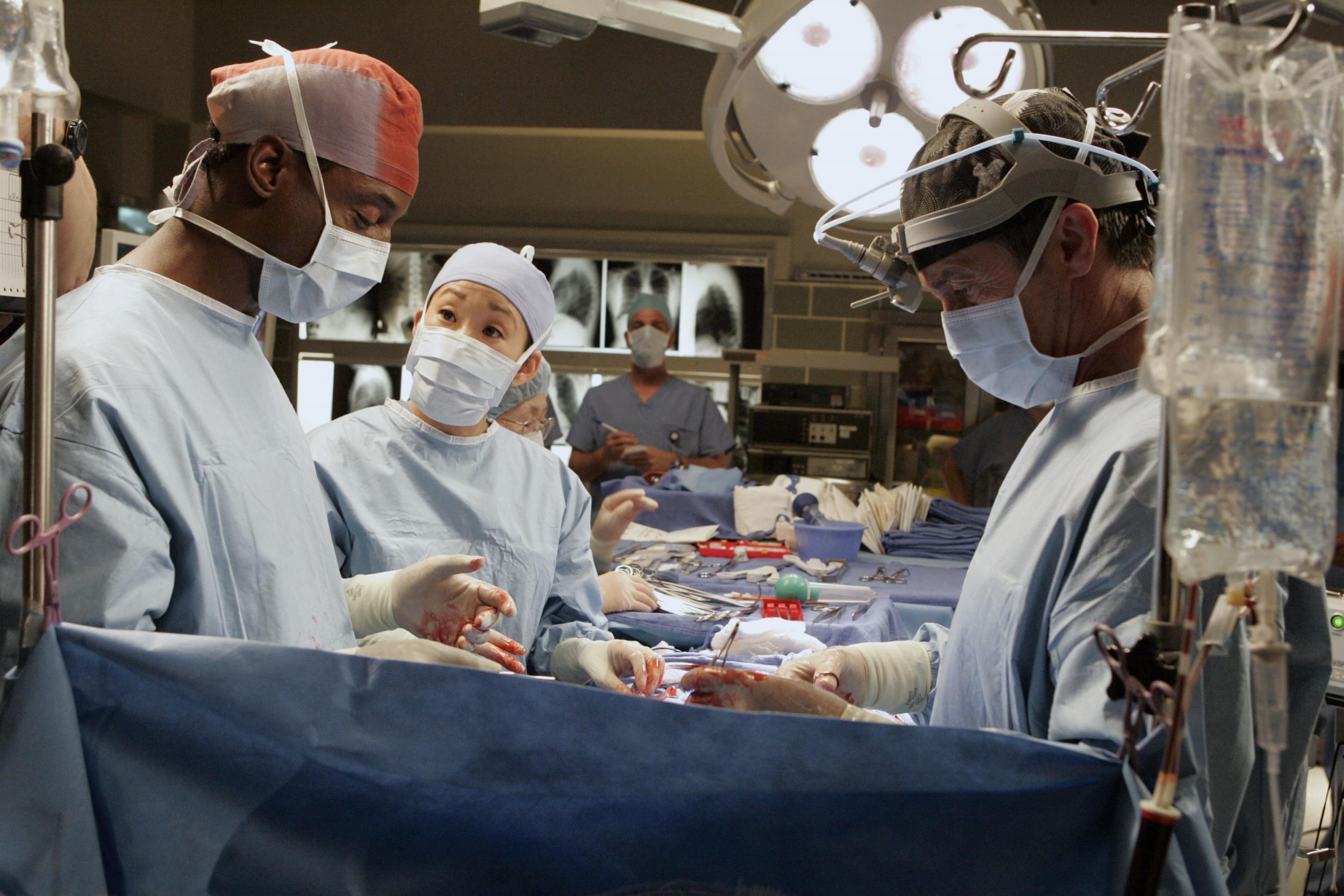 Operating Room | Grey\'s Anatomy Universe Wiki | FANDOM powered by Wikia