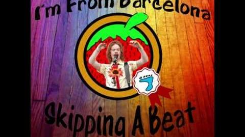 """Skipping a Beat"" - I'm From Barcelona"