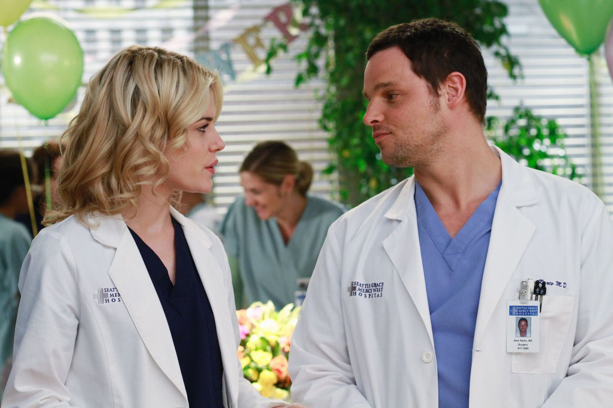 This is How We Do It | Grey\'s Anatomy Universe Wiki | FANDOM powered ...
