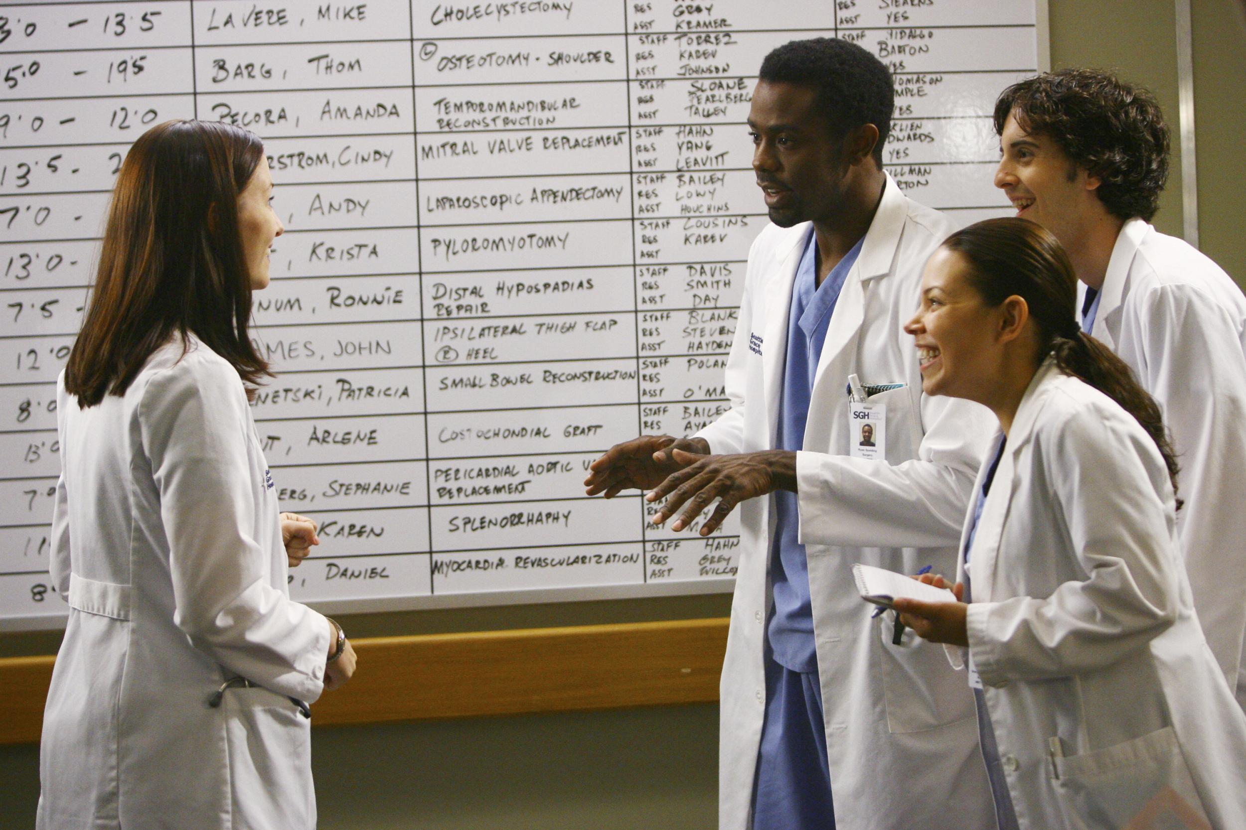 Ryan Spalding | Grey's Anatomy Universe Wiki | Fandom