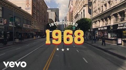 """""""1968"""" - James David"""