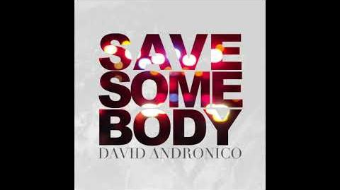 """Save Somebody"" - David Andronico"