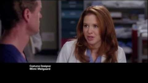 Grey's Anatomy 8x16 - PROMO - If Only You Were Lonely