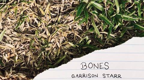 """""""Bones"""" - Garrison Starr"""