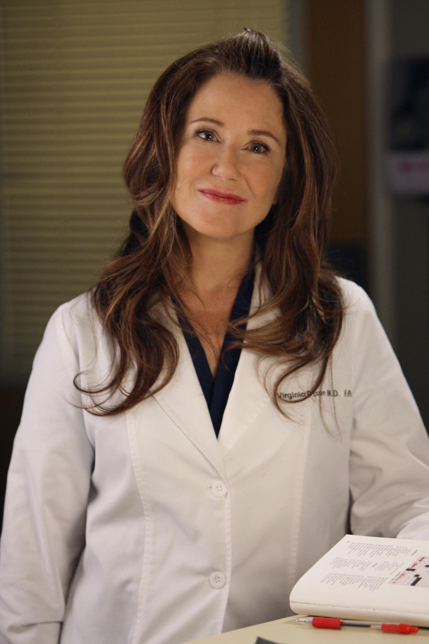 Virginia Dixon | Grey\'s Anatomy Universe Wiki | FANDOM powered by Wikia