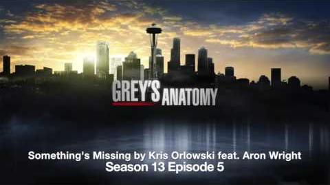 """Something's Missing"" - Kris Orlowski feat"