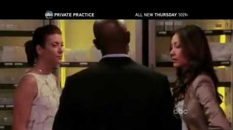 Private Practice 3x18 Promo Video - Pulling The Plug