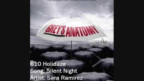 """Silent Night"" - Sara Ramirez"
