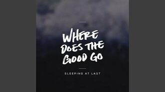 """Where Does the Good Go"" - Sleeping at Last"