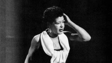 """""""Crazy He Calls Me"""" - Billie Holiday"""