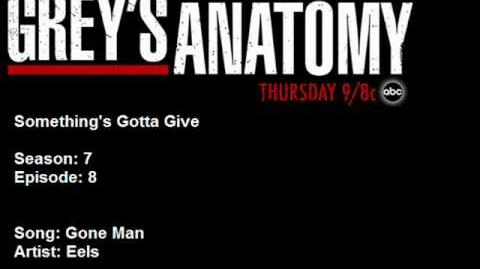 """Gone Man"" - Eels"