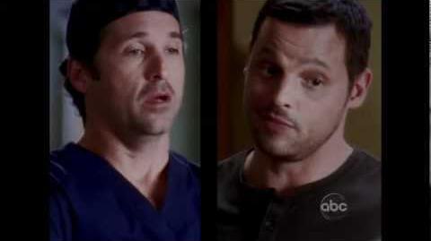 Grey's Anatomy 7x21 PROMO