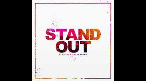 """""""Stand Out"""" - Alexi von Guggenberg"""