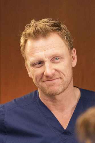 GreyS Anatomy Dr Hunt