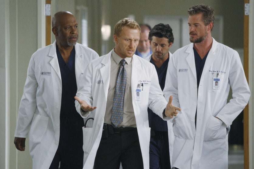 What is It About Men | Grey\'s Anatomy Universe Wiki | FANDOM powered ...