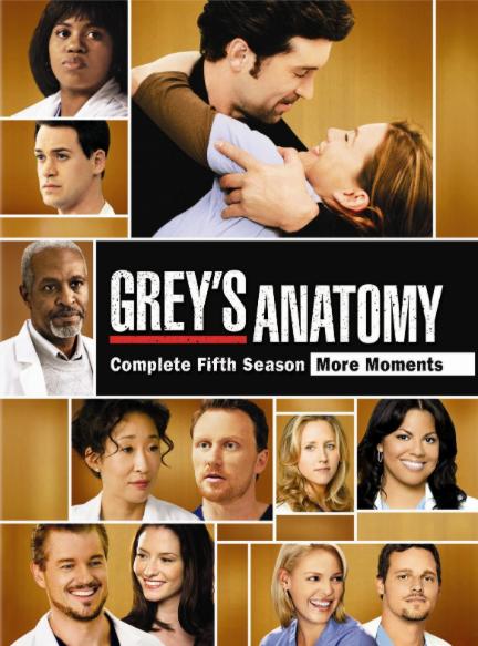 Grey\'s Anatomy/DVD Releases | Grey\'s Anatomy Universe Wiki | FANDOM ...