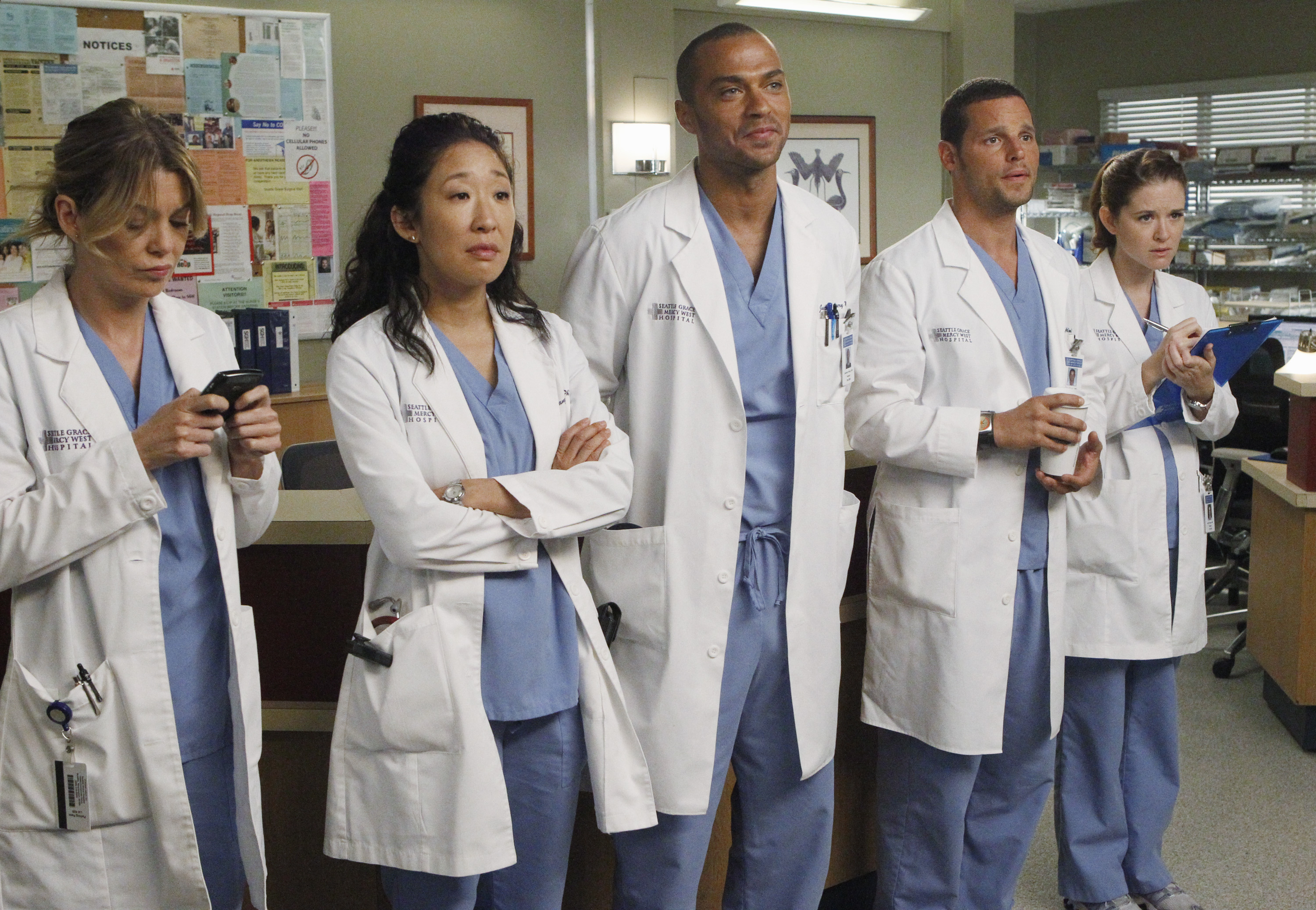 Take the Lead | Grey\'s Anatomy Universe Wiki | FANDOM powered by Wikia