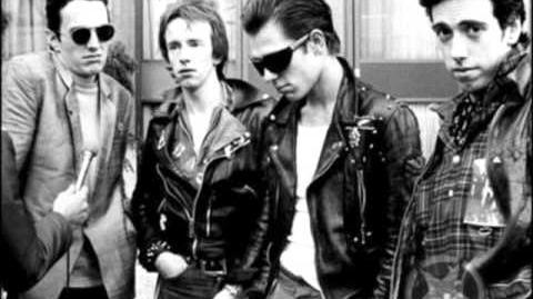 """The Magnificent Seven"" - The Clash"