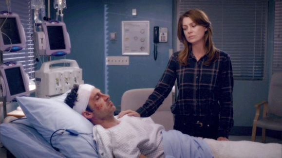 Gray's Anatomy' Shepherd 's death sends a concept that is important