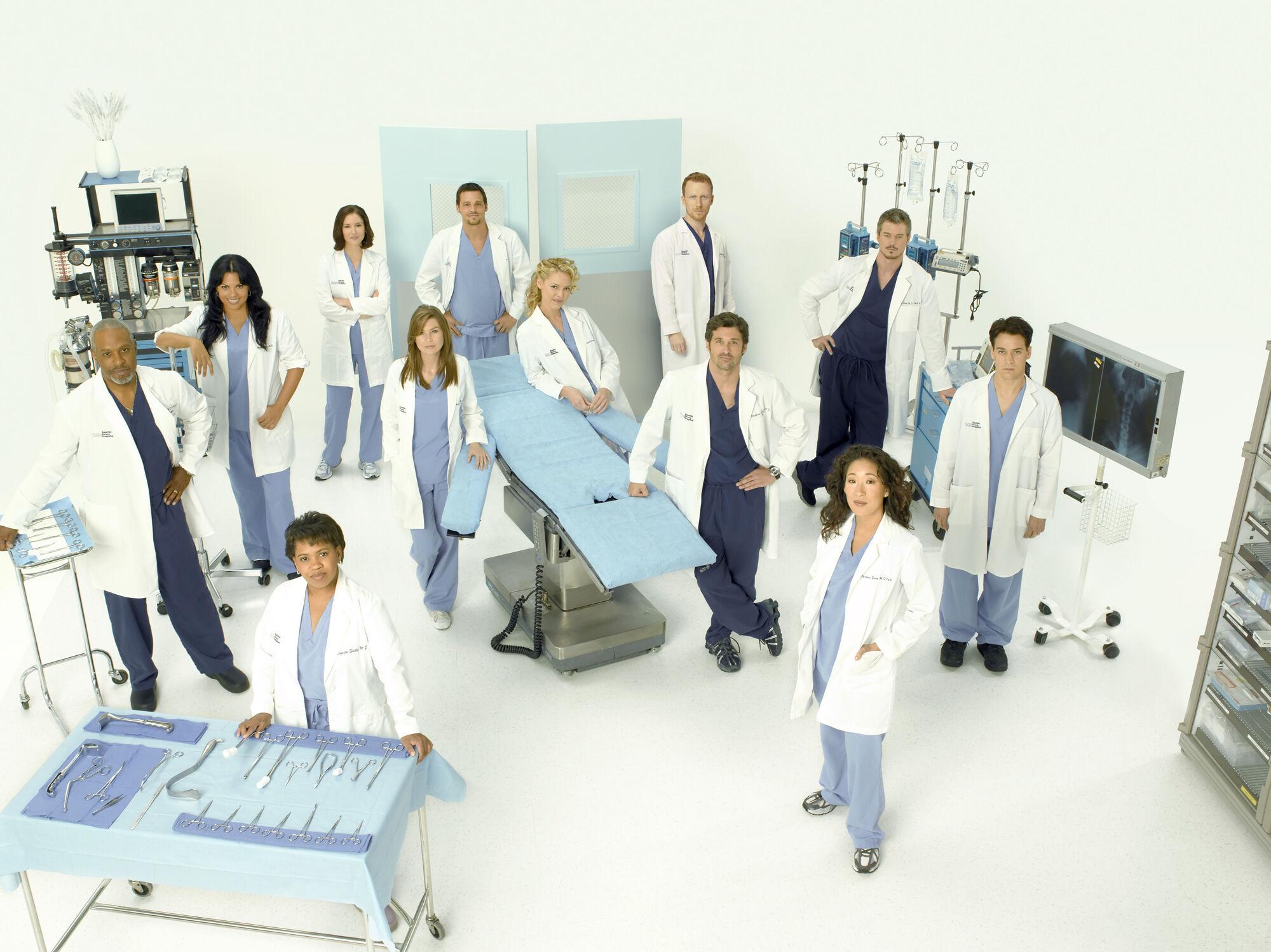 Season 5 (Grey's Anatomy) | Grey's Anatomy Universe Wiki