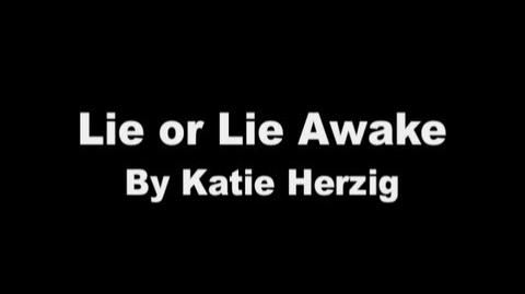 """Lie or Lie Awake"" - Katie Herzig"