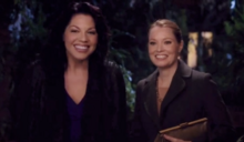 when does callie get pregnant
