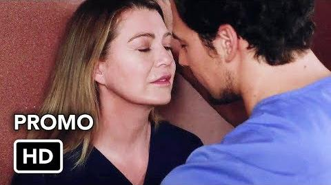 "Grey's Anatomy 15x09 Promo ""Shelter from the Storm"" (HD) Season 15 Episode 9 Promo"