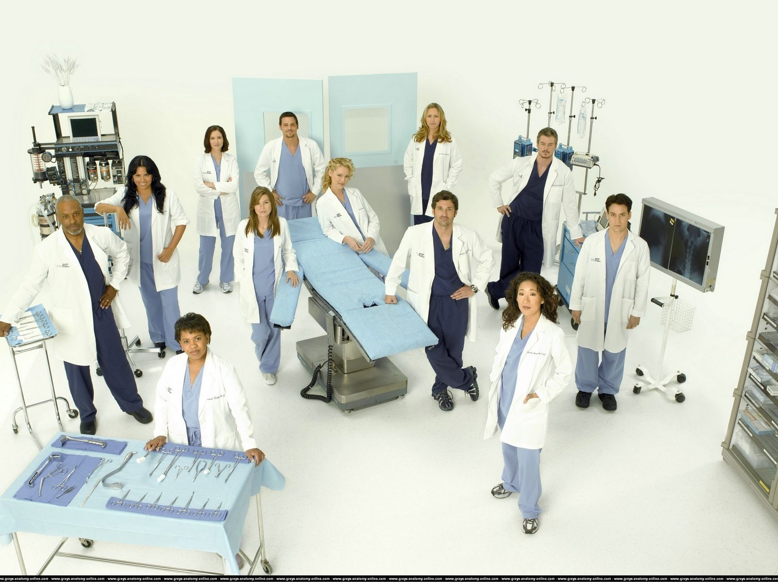 Episoder | Grey\'s anatomy Wiki | FANDOM powered by Wikia
