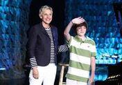 Ellen and Greyson