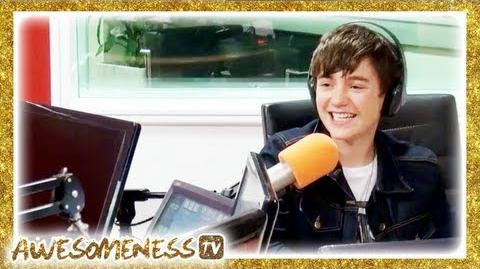 Greyson Chance Takeover Ep. 3 - Greyson Meets The Press