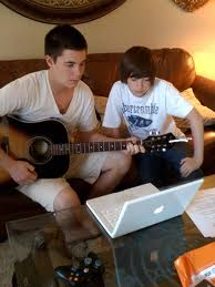 Greyson and Tanner