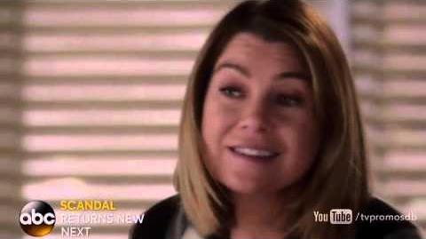 Grey's Anatomy Season 12 Episode 10 Promo