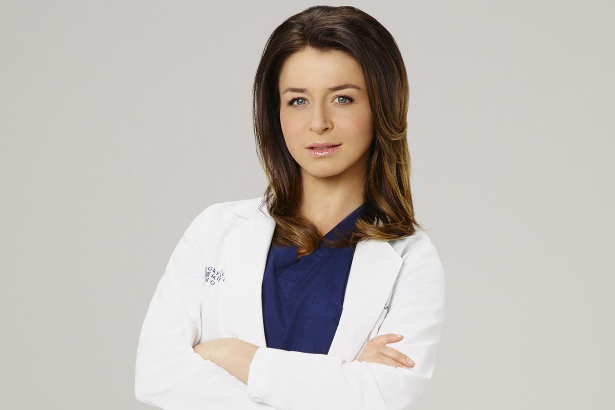 Bild - Amelia mit ihrem Doktorkittel.png | Grey\'s Anatomy Wiki ...