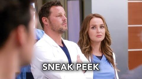 "Grey's Anatomy 14x01 Sneak Peek ""Break Down the House"""