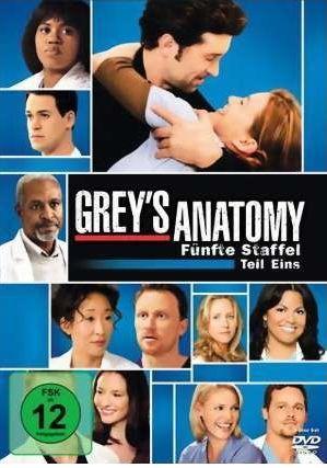 GreyS Anatomy Staffel 5