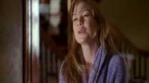 "Grey's Anatomy 1x01 MerDer first ""meeting"""