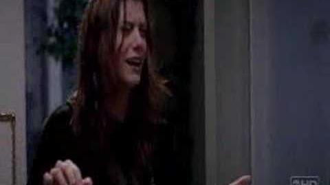 Flashback Derek leaving Addison
