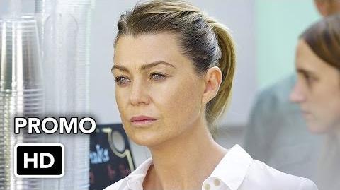 Grey's Anatomy 13x05 Promo