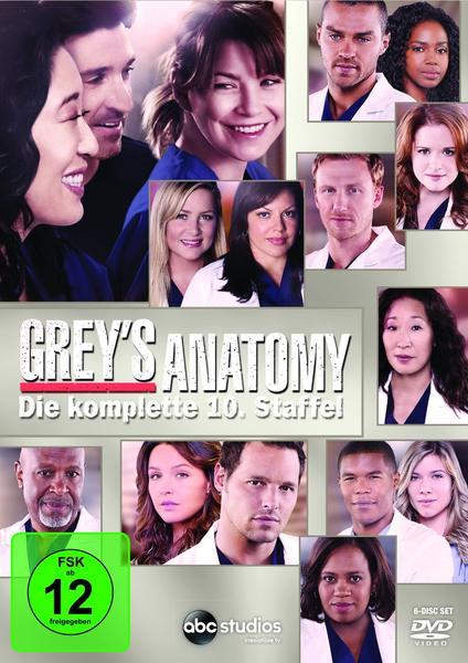 Greys Anatomy Staffel 9