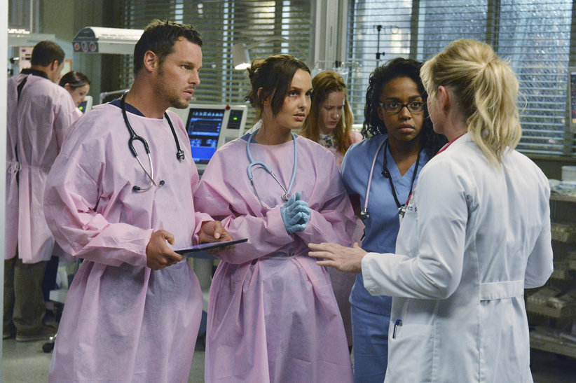 greys anatomy episodenliste