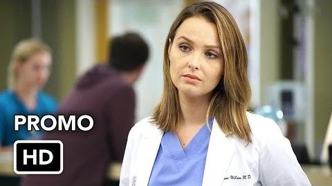 "Grey's Anatomy 13x06 Promo ""Roar"""
