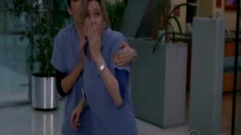 Grey's Anatomy - Derek Shepherd is shot